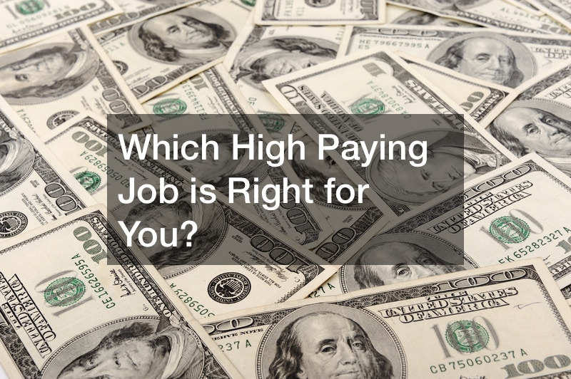 what are easy but high paying jobs